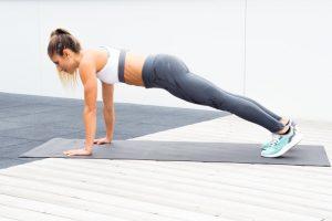 تقویت عضلات شانه تمرین اول