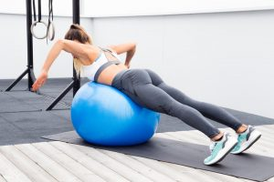 تقویت عضلات شانه تمرین پنجم